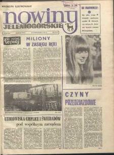Nowiny Jeleniogórskie : magazyn ilustrowany, R. 17!, 1975, nr 44 (902)