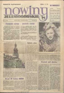 Nowiny Jeleniogórskie : magazyn ilustrowany, R. 18!, 1976, nr 1 (911)