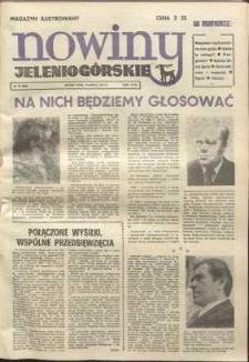 Nowiny Jeleniogórskie : magazyn ilustrowany, R. 18!, 1976, nr 10 (920)
