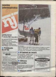 Nowiny Jeleniogórskie : tygodnik społeczny, R. 36, 1994, nr 2 (1757)