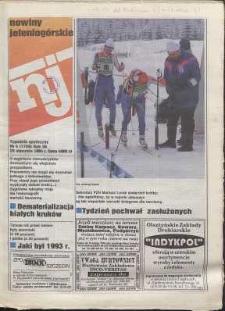 Nowiny Jeleniogórskie : tygodnik społeczny, R. 36, 1994, nr 4 (1759)