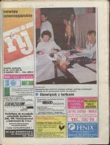 Nowiny Jeleniogórskie : tygodnik społeczny, R. 36, 1994, nr 16 (1771)