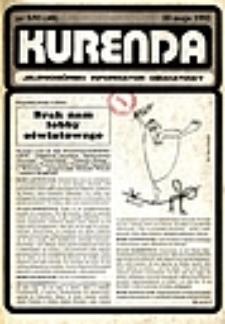 Kurenda : jeleniogórski informator oświatowy, 1993, nr 5 (48)