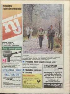 Nowiny Jeleniogórskie : tygodnik społeczny, R. 36, 1994, nr 19 (1774)