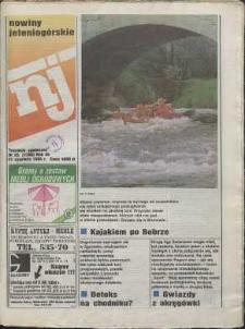 Nowiny Jeleniogórskie : tygodnik społeczny, R. 36, 1994, nr 25 (1780)