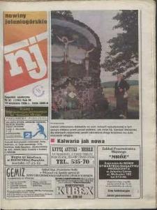 Nowiny Jeleniogórskie : tygodnik społeczny, R. 36, 1994, nr 37 (1792)