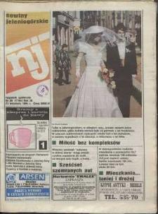 Nowiny Jeleniogórskie : tygodnik społeczny, R. 36, 1994, nr 39 (1794)