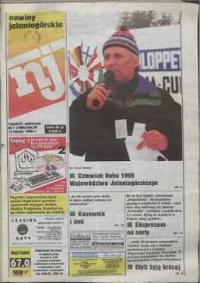 Nowiny Jeleniogórskie : tygodnik społeczny, R. 38, 1996, nr 7 (1966)