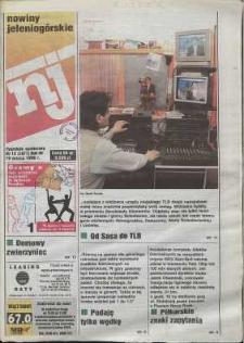 Nowiny Jeleniogórskie : tygodnik społeczny, R. 38, 1996, nr 12 (1971)