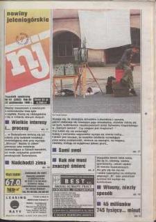 Nowiny Jeleniogórskie : tygodnik społeczny, R. 38, 1996, nr 43 (2002)