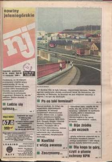 Nowiny Jeleniogórskie : tygodnik społeczny, R. 38, 1996, nr 46 (2005)