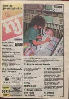 Nowiny Jeleniogórskie : tygodnik społeczny, R. 38, 1996, nr 50 (2009)