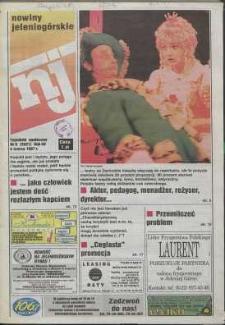 Nowiny Jeleniogórskie : tygodnik społeczny, R. 40, 1997, nr 9 (2021)