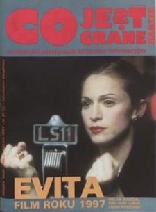 Co Jest Grane : wrocławski miesięcznik kulturalno-informacyjny, 1997, nr 3 (37)