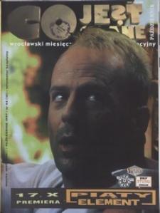Co Jest Grane : wrocławski miesięcznik kulturalno-informacyjny, 1997, nr 10 (44)