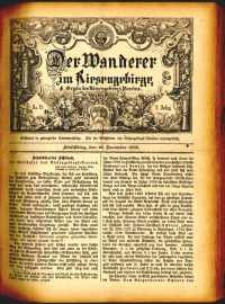 Der Wanderer im Riesengebirge, 1882, nr 15