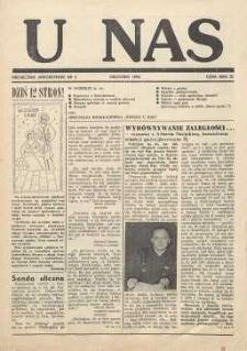 U Nas : miesięcznik jaworzyński, 1992, nr 2