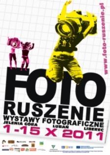 foto-ruszenie : wystawy fotograficzne : plakat