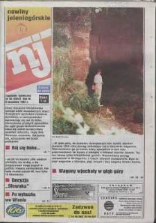 Nowiny Jeleniogórskie : tygodnik społeczny, R. 40, 1997, nr 36 (2048)