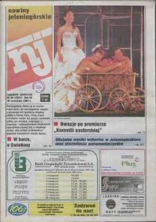 Nowiny Jeleniogórskie : tygodnik społeczny, R. 40, 1997, nr 39 (2051)