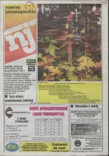 Nowiny Jeleniogórskie : tygodnik społeczny, R. 40, 1997, nr 43 (2054)