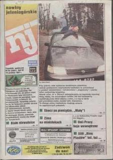 Nowiny Jeleniogórskie : tygodnik społeczny, R. 40, 1997, nr 50 (2061)