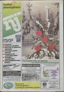 Nowiny Jeleniogórskie : tygodnik społeczny, R. 40, 1997, nr 51 (2062)