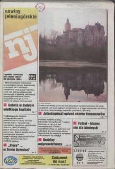 Nowiny Jeleniogórskie : tygodnik społeczny, R. 41, 1998, nr 3 (2066)