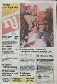 Nowiny Jeleniogórskie : tygodnik społeczny, R. 41, 1998, nr 6 (2069)