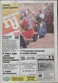Nowiny Jeleniogórskie : tygodnik społeczny, R. 41, 1998, nr 18 (2081)