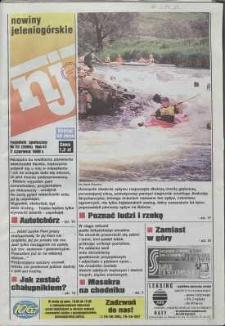 Nowiny Jeleniogórskie : tygodnik społeczny, R. 41, 1998, nr 22 (2085)