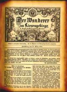 Der Wanderer im Riesengebirge, 1883, nr 18