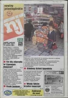 Nowiny Jeleniogórskie : tygodnik społeczny, R. 41, 1998, nr 24 (2087)