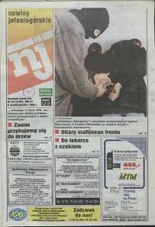 Nowiny Jeleniogórskie : tygodnik społeczny, R. 41, 1998, nr 40 (2103)