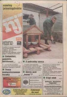 Nowiny Jeleniogórskie : tygodnik społeczny, R. 41, 1998, nr 46 (2109)