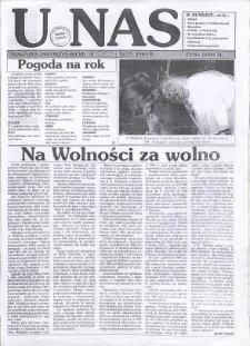 U Nas : miesięcznik jaworzyński, 1994, nr 10