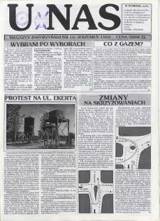 U Nas : miesięcznik jaworzyński, 1994, nr 16