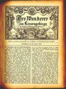 Der Wanderer im Riesengebirge, 1883, nr 20