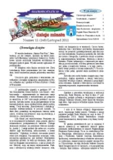 Świebodzice - Dzieje Miasta, 2011, nr 11 (168) [Dokument elektroniczny]