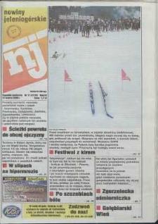 Nowiny Jeleniogórskie : tygodnik społeczny, R. 43, 2000, nr 11 (2178)