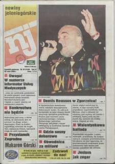 Nowiny Jeleniogórskie : tygodnik społeczny, R. 43, 2000, nr 22 (2189)