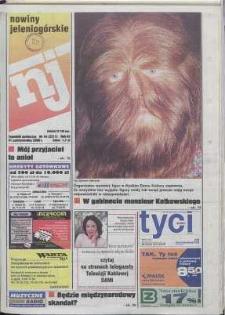 Nowiny Jeleniogórskie : tygodnik społeczny, R. 43, 2000, nr 44 (2211)