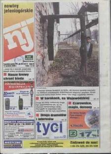 Nowiny Jeleniogórskie : tygodnik społeczny, R. 43, 2000, nr 50 (2217)