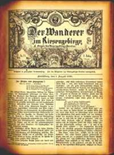 Der Wanderer im Riesengebirge, 1883, nr 24