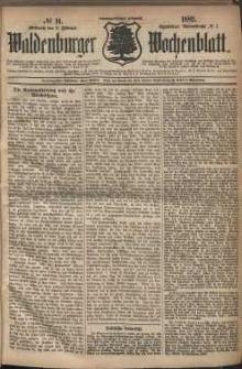 Waldenburger Wochenblatt, Jg. 28, 1882, nr 11