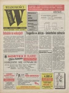 Wiadomości Oławskie, 1994, nr 14 (78)