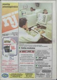 Nowiny Jeleniogórskie : tygodnik społeczny, R. 42, 1999, nr 7 (2122)