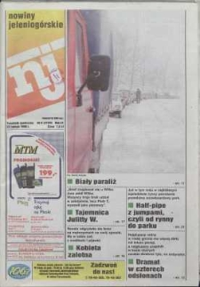 Nowiny Jeleniogórskie : tygodnik społeczny, R. 42, 1999, nr 8 (2123)