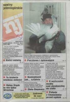 Nowiny Jeleniogórskie : tygodnik społeczny, R. 42, 1999, nr 9 (2124)