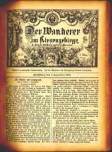 Der Wanderer im Riesengebirge, 1883, nr 25